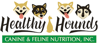 Healthy Hounds Canine & Feline Nutrition Logo
