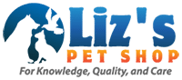 Liz's Pet Shop Logo