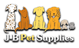 J-B Pet Supplies Logo