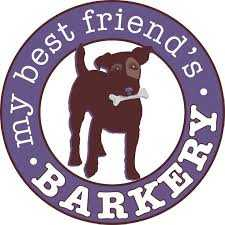 My Best Friends Barkery Logo