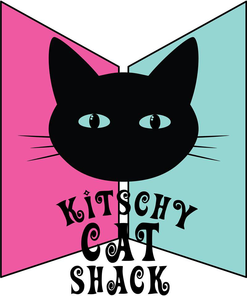 Kitschy Cat Shack Logo