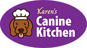Karen's Canine Kitchen Logo