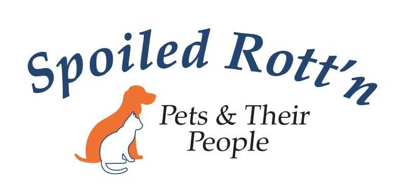 Spoiled Rott'n Pets & Their People Logo