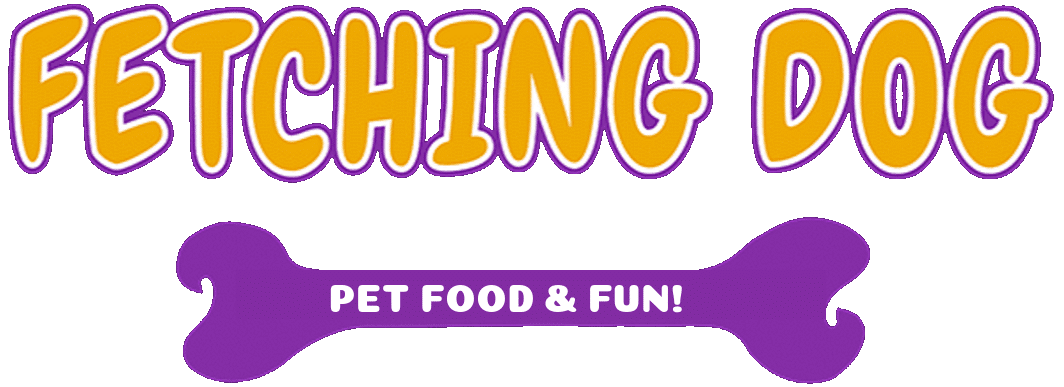 The Fetching Dog Logo