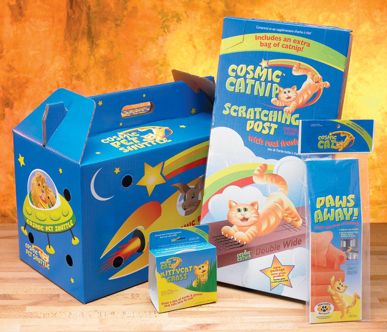 Cosmic Pet Products New York New York
