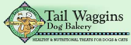 Tail Waggins Dog Bakery Logo