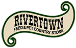 Rivertown Feed & Pet Country Store Logo
