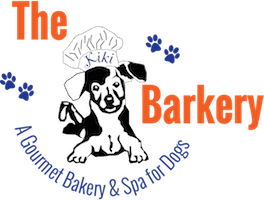 The Barkery Logo