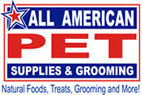 All American Pet Logo