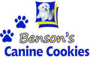 Benson's Canine Cookies Logo