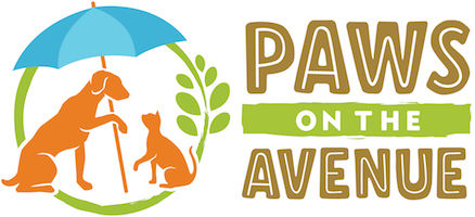 Paws On the Avenue Logo