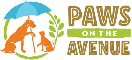 Paws On the Avenue Logo