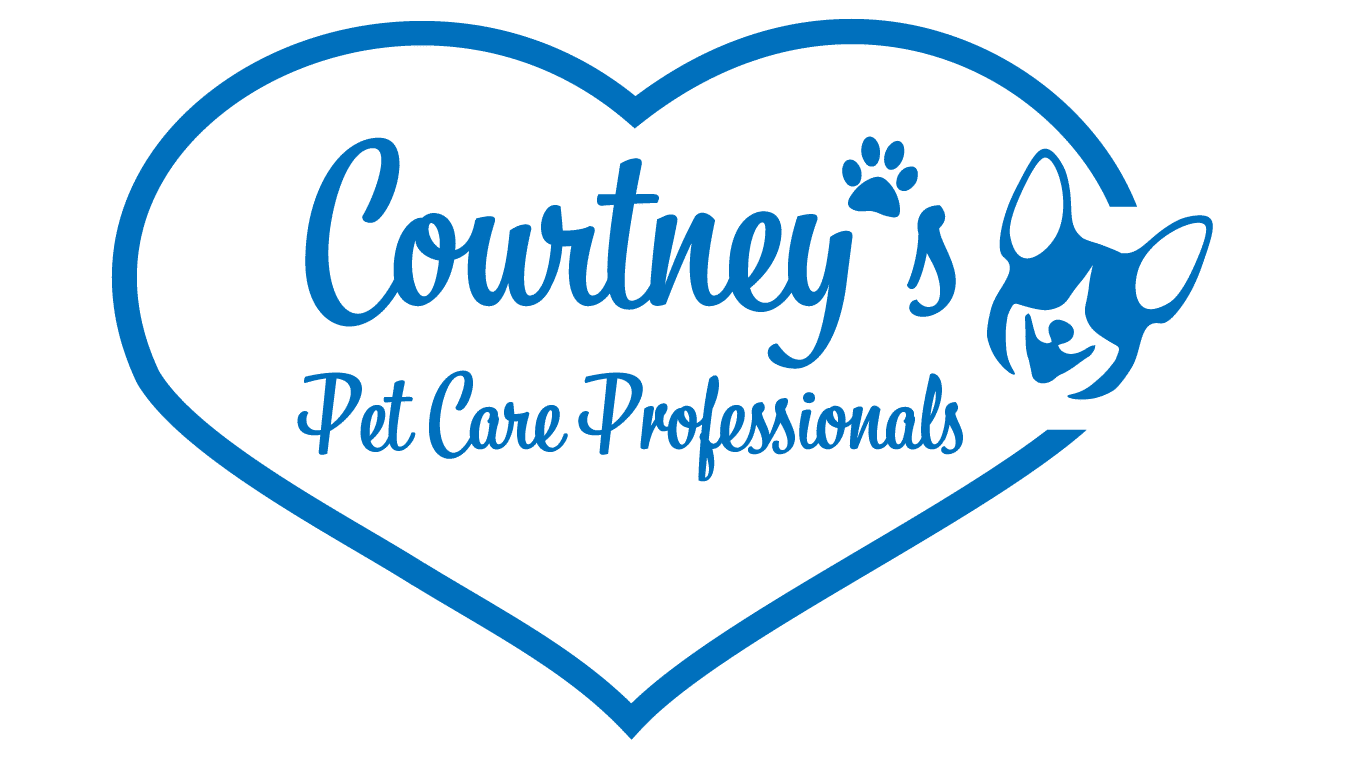 Courtney's Pet Care Professionals Logo