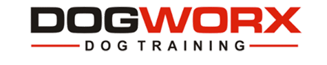 DogWorx - Dog Training Logo