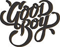 Good Boy Pet Care & Nutrition Logo