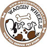 Waggin' Wheels Pet Supply Logo