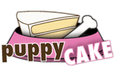 Puppy Cake San Diego California