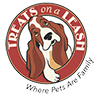 Treats on a Leash Logo
