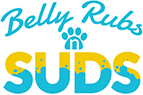 Belly Rubs N Suds Logo