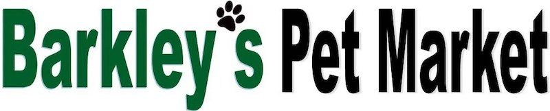 Barkley's Pet Market Logo