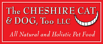 Cheshire Cat & Dog Too Logo