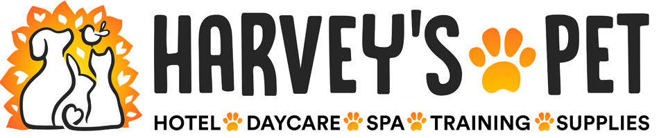 Harvey's Pet Logo
