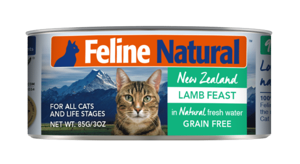 Feline Natural Albany Oregon