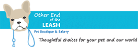 Other End of the Leash Pet Boutique & Bakery Logo