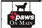 Paws on Main Logo