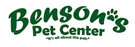 Benson's Pet Center Logo