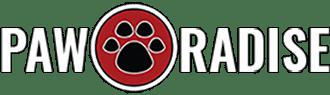 Paw-Radise Estero Logo