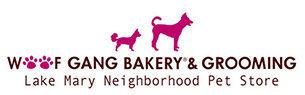 Woof Gang Bakery & Grooming Lake Mary Logo