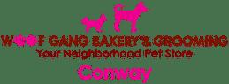 Woof Gang Bakery & Grooming Conway Logo