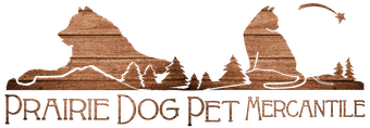 Prairie Dog Pet Mercantile Logo