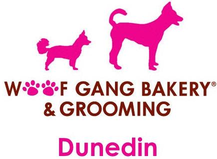 Woof Gang Bakery & Grooming Dunedin Logo