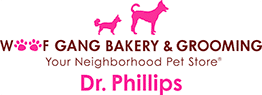 Woof Gang Bakery Dr. Phillips Logo