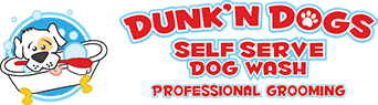 Dunk'N Dogs Dog Wash Logo