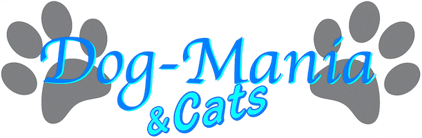Dog-Mania & Cats Logo