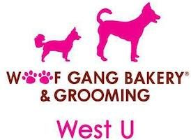 Woof Gang Bakery & Grooming West U Logo
