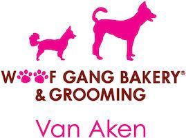 Woof Gang Bakery & Grooming Van Aken Logo