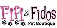 Fifi & Fidos Pet Boutique Logo