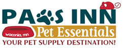Paws Inn Pet Essentials Logo