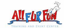 All FUR Fun Training and Event Center Logo