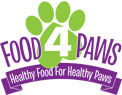Food 4 Paws Logo