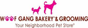 Woof Gang Bakery & Grooming Rockwall Logo