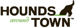 Hounds Around Town Logo