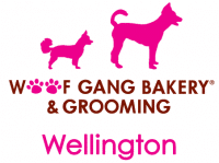 Woof Gang Bakery & Grooming Wellington Logo