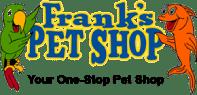 Frank's Pet Shop Logo