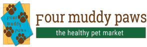 Four Muddy Paws Logo