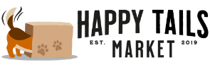 Happy Tails Market Logo